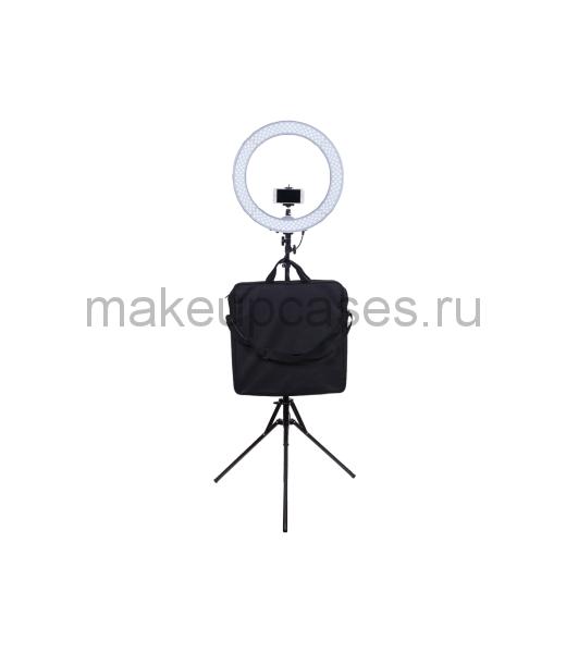 Кольцевая светодиодная лампа для визажиста